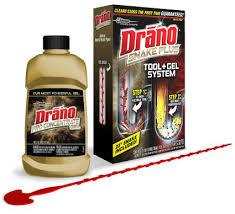 drano snake plus tool gel system walmart com
