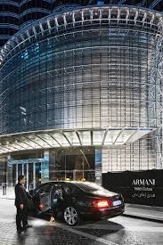 100 Armani Hotel Spotlight On Mark Kirby Dubai