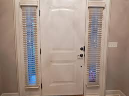 Gbi Tile Jacksonville Florida by Faux Wood Blinds With A Stately Valance For These Sidelights
