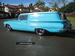 100 Craigslist Car And Truck 1960 Chevy Sedan Delivery Autos Weblog Jidiworkoutco
