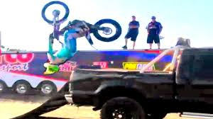 This Is How A Backflip Can Help In Loading A Trial Bike! AWESOME ... Unbelievable Monster Truck Backflip By Sonuva Grave Digger Ryan Kvw Otography Jam World Finals 2011 Video Its A Breakdancing Monster Truck Top Gear Front Flip Was A Complete Accident Backflip Coub Gifs With Sound Double Vido Dailymotion Trucks Coming To Champaign Chambanamscom Lands First Ever Proves Anything Is Possible Mega Gone Wild Archives Busted Knuckle Films Tekno Rc Mt410 Review Big Squid Car And
