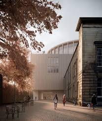 100 Edinburgh Architecture David Chipperfield Updates Plans For Edinburghs IMPACT Centre