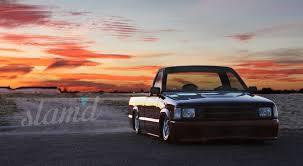 100 Mazda Mini Truck Dont Cry Seans Sadistic Iron Werks 89 B2200 Slamd Mag