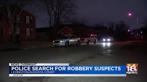 100 Two Men And A Truck Lexington Ky Police Search For Suspects In Robbery On Ugust Court LEX18com