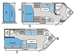 Winsome Design Floor Plans For Jayco Travel Trailers 13 Roaming Times