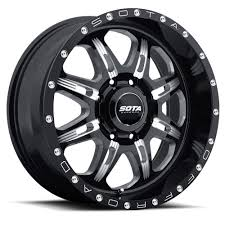 100 Rims For A Truck Ftermarket Wheels FITE SOT Offroad