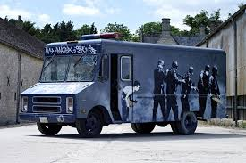 100 Swat Truck For Sale The Infamous SWAT Van Of Graffiti Artist Banksy Is Up