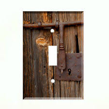country light switch covers ebay