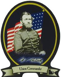 Union Army General Ulysses S Grant Civil War