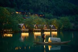 100 Lake Boat House Designs Gallery Of Rooms On The Fuchun River The Design