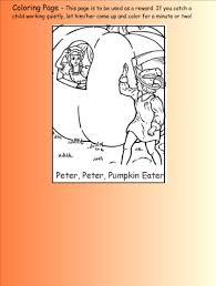 Peter Peter Pumpkin Eater Rhyme Free Download by Smart Exchange Usa Nursery Rhyme Peter Peter Pumpkin Eater