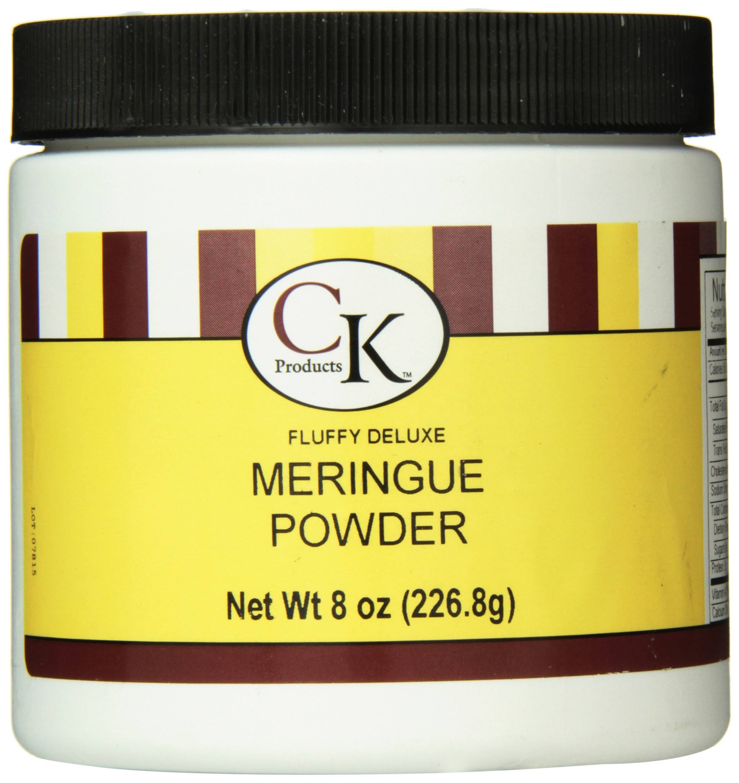 Ck Products Meringue Powder - 8oz