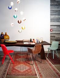 bodenbelag perserteppiche modern inszeniert schöner wohnen