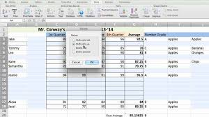 How To Remove Extra Rows At The Bottom Of Excel Sheet