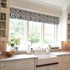 Kitchen Curtain Ideas 2017 by Small Kitchen Bay Window Treatments Curtains Ideas Coverings For