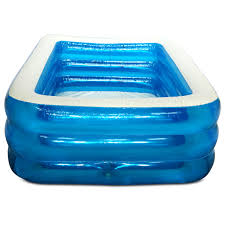 Inflatable Bathtub For Toddlers India by Buy Family Size Inflatable Pool Online At Best Price In India On