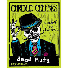 Sofa King Bueno Wine by Chronic Cellars Dead Nuts Red Blend 2013 Wine Com