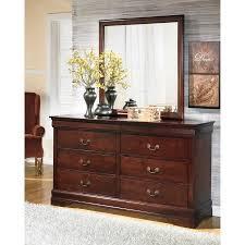 signature design by ashley alisdair dresser and mirror walmart com