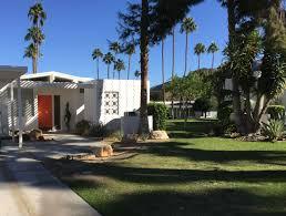 100 Palmer And Krisel Canyon View Estates Palm Springs 1963 Palm