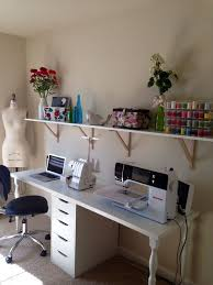 Sewing Cabinet Plans Build by Workspace Serger Table Storage Ikea Craft Ideas Pinterest