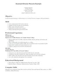 Skills Based Resume Templates Example For Communication Examples Soft Trainer Format Skill