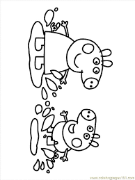 Peppa Pig George Pumpkin Template by 31 Best Peppa Pig Coloring Pages Images On Pinterest Pig Party