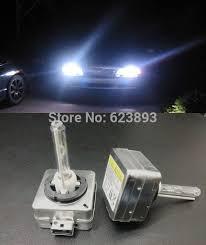 free shipping 2x xenon headlight hid bulbs d3s 6000k 35w bulb