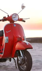 Vespa Wallpapers Vintage Scooter Exclusive HD