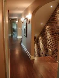 basement lighting ideas for the stairway area home design
