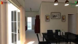 Pavithra Builders Olympus 3 BHK Apartment Interiors