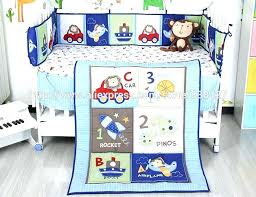Baby Boy Cot Bedding Sets Full Size Ups Free New Blue Cars