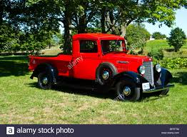 1936 International C - 1 Pickup Truck Stock Photo: 26771940 - Alamy