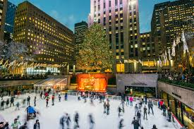 Rockefeller Plaza Christmas Tree Location by New York City Christmas Trees