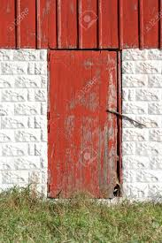 Red Barn Door In White Concrete Block Wall Stock Photo, Picture ... Gambrel Roof Barn Connecticut Barns Mills Farms Panoramio Photo Of Red White House As It Should Be Nice Shed Clipart Red Clip Art Fniture Decorating Ideas Barn With Grey Roof Stock Image 524303 White Cadian Ii Georgia Okeeffe 64310 Work Art Farmhouse With Galvanized Lights From Barnlightelectric Home Design And Doors Architects Tree Services Oil Paints Majic Ana Classic Bunk Bed Diy Projects St Croix County Wi Wonderful Clipart Black Free Images Clip Library