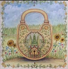 Joanna Basford Adult Coloring Books Colouring Enchanted Garden Secret Gardens Inspirational Gallery Copic Art