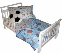 Spongebob Toddler Bedding Set by Crayola Sports Light Blue Toddler Bedding Set National