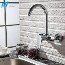 Wall Mounted Kitchen Faucet Single Handle by Wall Kitchen Faucets Promotion Shop For Promotional Wall Kitchen