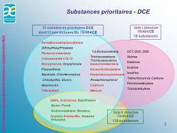 état chimique directive cadre sur l eau 20 décembre ppt télécharger
