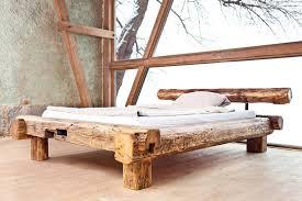 joist bed edictum unikat mobiliar rustieke slaapkamers