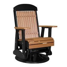 Classic Swivel Glider | Patio Furniture | Fine Oak Things