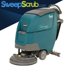 Tennant Floor Washing Machine by Commercial Floor Scrubbers