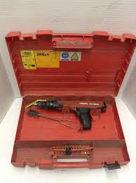 18 Gauge Floor Nailer Ebay by Hilti Dx 36m Powder Nail Gun Powder Actuated Stud Nail Gun Nailer