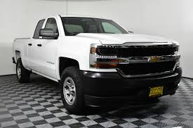 New 2018 Chevrolet Silverado 1500 Work Truck 4WD In Nampa #D181204 ...