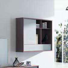 Glass Wall Display Cabinet