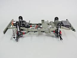 100 Truck Chassis RC Land Rover Defender 90 D90 Hard Body