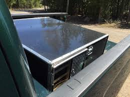 Like New Dog Box From F&T . | Michigan Sportsman - Online Michigan ... Machine Gun Shooting Tank Driving Ox Ranch 14 Extreme Campers Built For Offroading Hunting Dog Box For Truck Best Resource Black Friday Ram Sales In North Carolina 2017 Test Drive Nissan Np300 Navara Vl 23gt Ultimate Hunt Rig Diessellerz Blog Top 5 Allterrain Tires Your Or Suv The Tireseasy Of Bed Dogs World 11 Awesome Adventure Vehicles Under 100 Clean Trucks More Customers Rover Book Damn Diy Camper Set Up Youll See Youtube