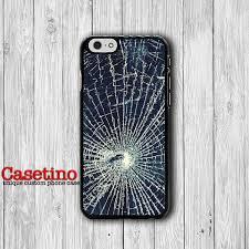 Glass Break Broken IPhone 6 Cases IPhone 6 Plus IPhone 5S Cover