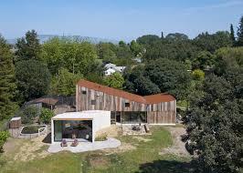 100 Ulnes Gallery Of Artist Studio In Sonoma Mork Architects 1