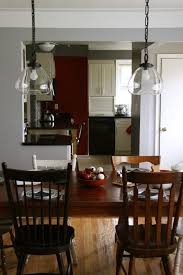 Rustic Dining Room Light Fixtures by Rustic Dining Room Lighting White Finished Wooden Dining Table