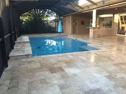 Npt Pool Tile And Stone by To Seal Or Not To Seal Travertine